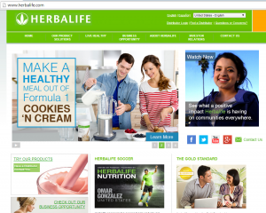 herbalife scams